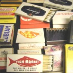 Picture of matchboxes